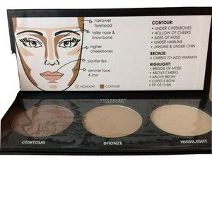 City Color Makeup Bronzer Highlighter Collection